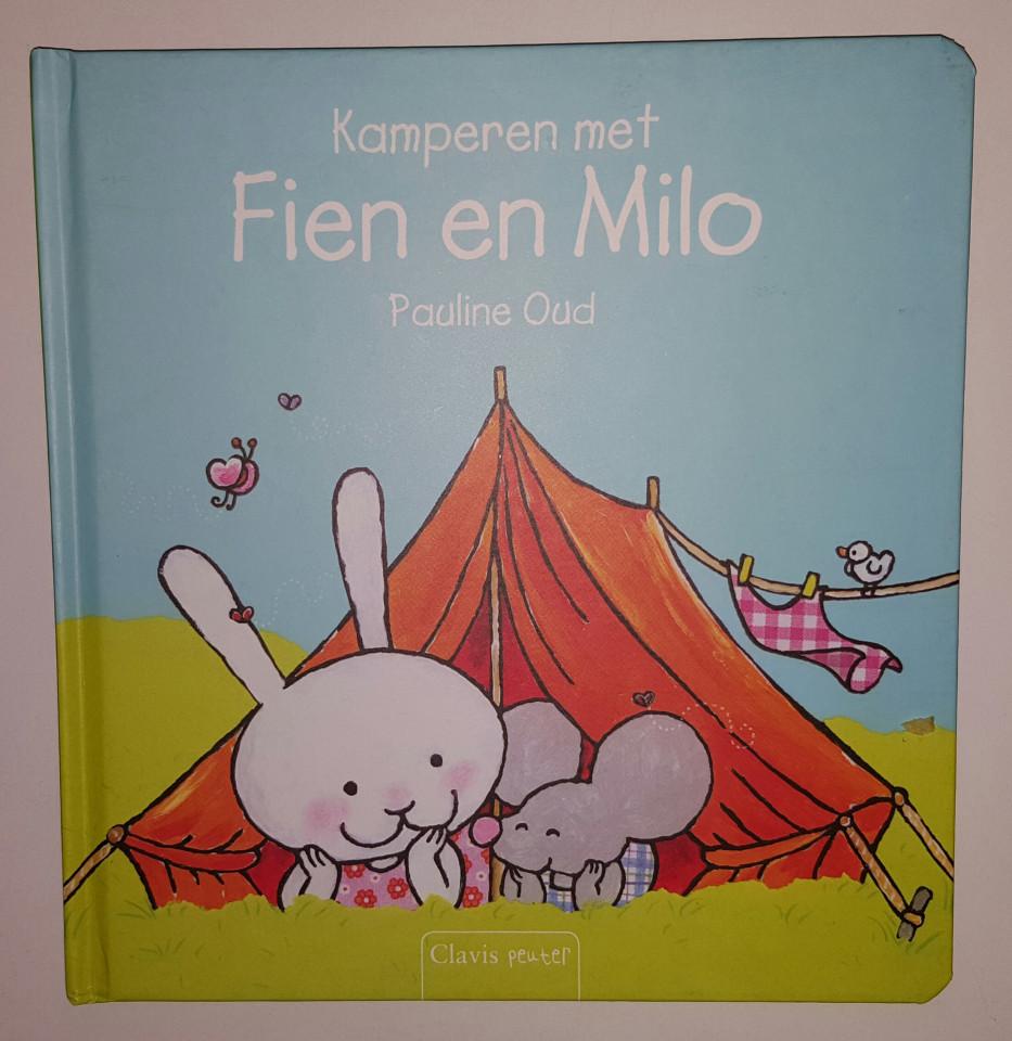 Ik lees voor uit: Kamperen met Fien en Milo + winactie (gesloten)