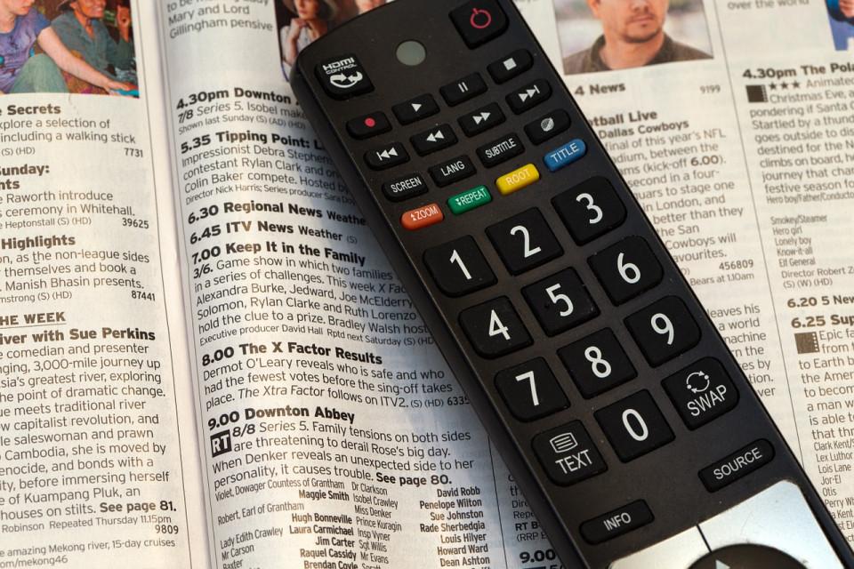 Televisie programma's zijn ook de moeite waard