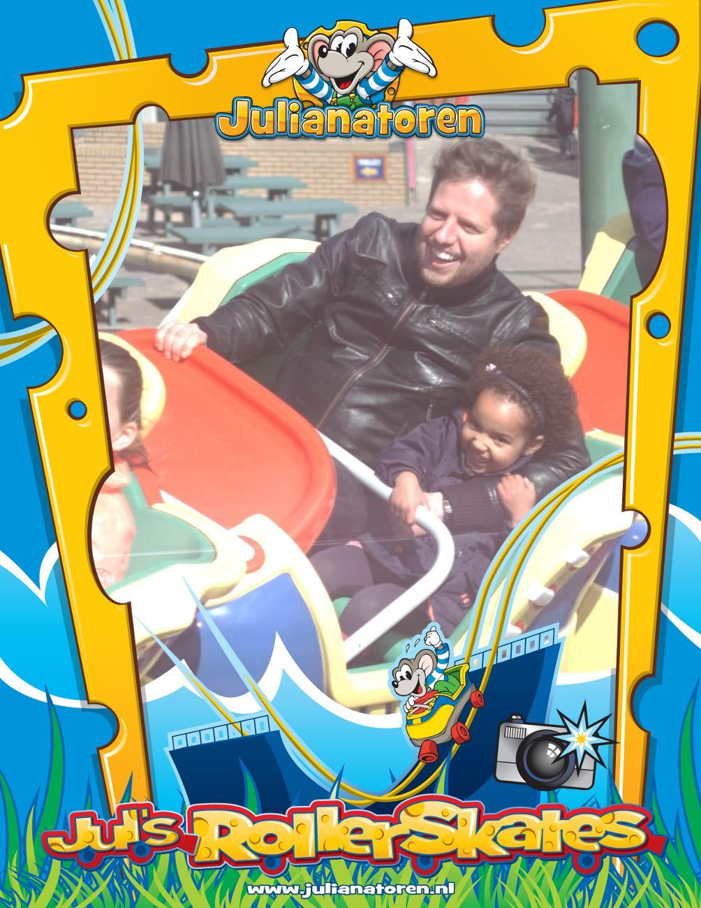 Julianatoren; een te gek dagje uit!
