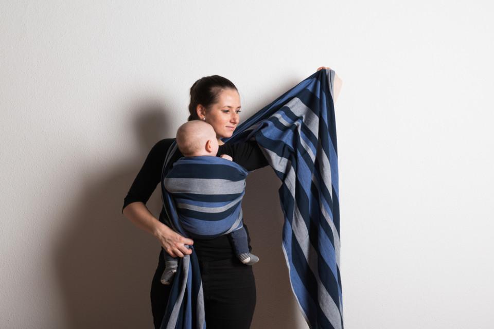 Je baby dragen duur? Niet met deze budgettips voor draagdoeken!