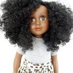 My Brown Doll heeft poppen met een donkere huidskleur