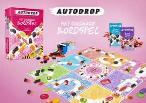 Autodrop bordspel ideaal gezelschapsspellen voor Sinterklaasavond