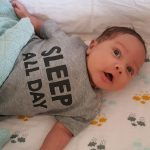 moeder en baby t-shirts