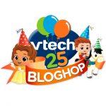 Zooz Dierentrein: Allemaal instappen, daar gaan we!   #VTech25jaarbloghop