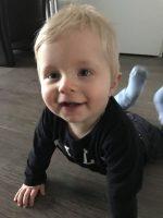 Van baby naar dreumes: Hoera, Milo is 1 jaar!