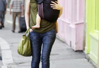 Je Porte Mon Bébé: Ik draag mijn baby