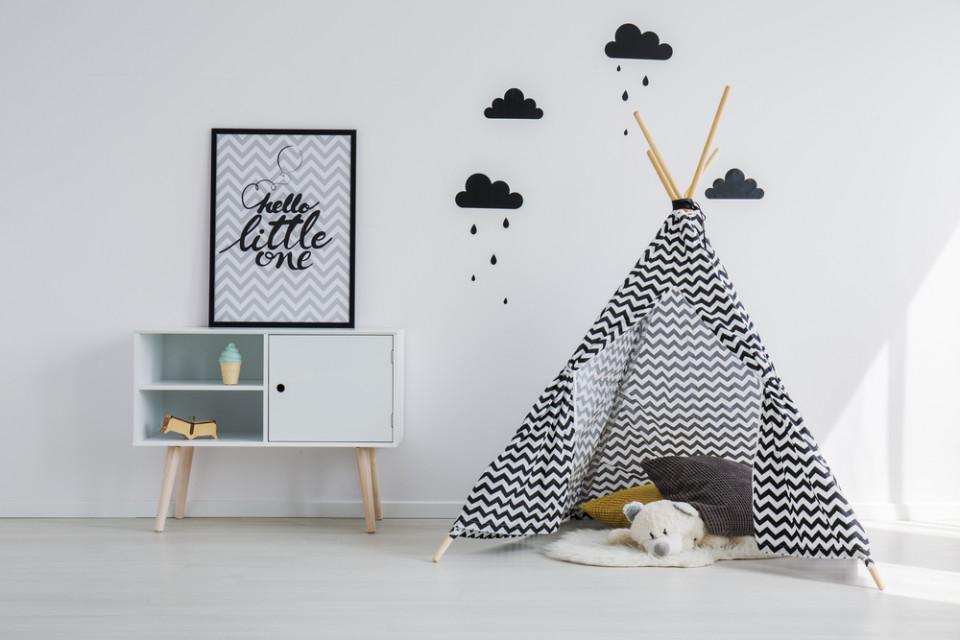 Ruime Lichte Babykamer : Maak van de kinderkamer een mooie en fijne ruimte door deze fouten