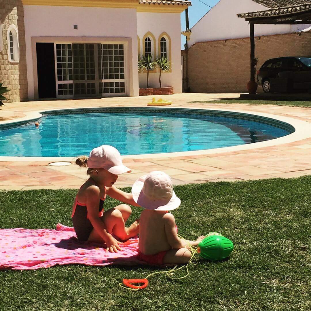 Naar Portugal op vakantie: Zon, gezelligheid en natuurlijk de onmisbare draagdoeken