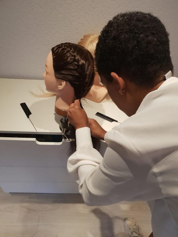 Workshop leren haren vlechten