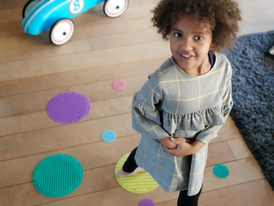 Onze ervaring met Silishapes sensorische voelcirkels