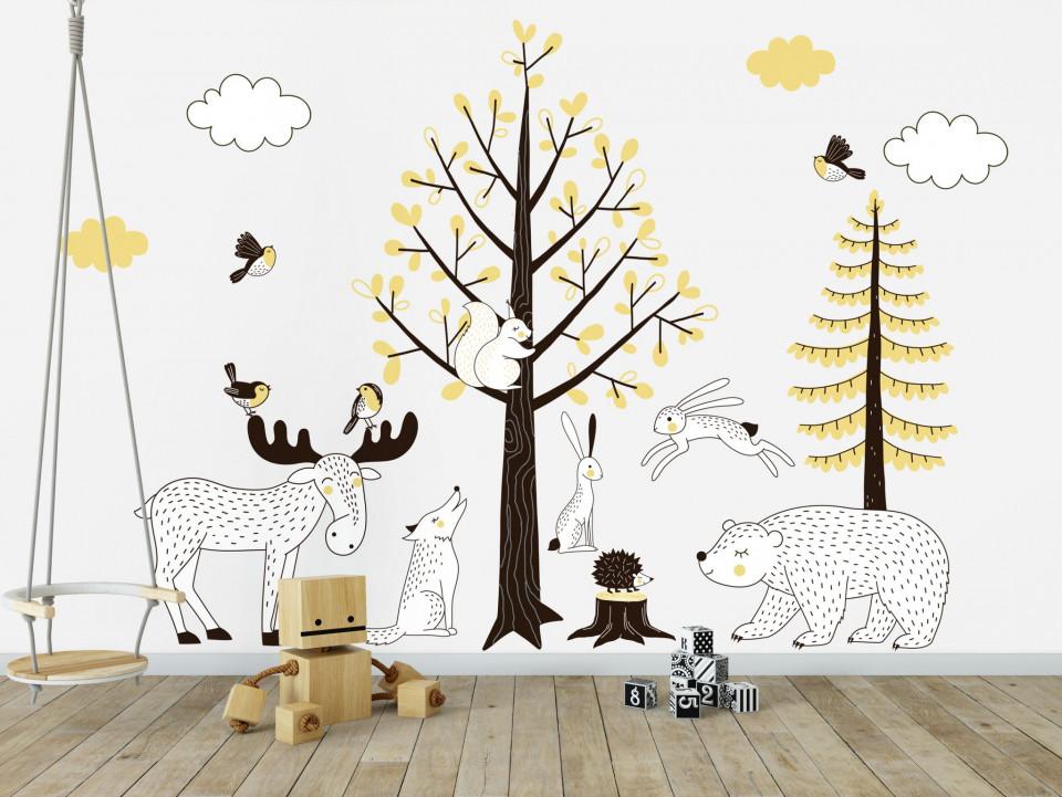 De babykamer in dierenthema inrichten? Dit zijn mijn top tips!