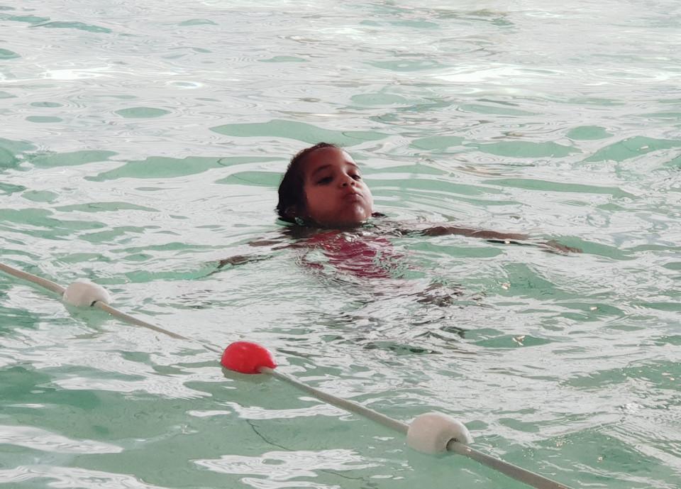 Later beginnen met zwemles